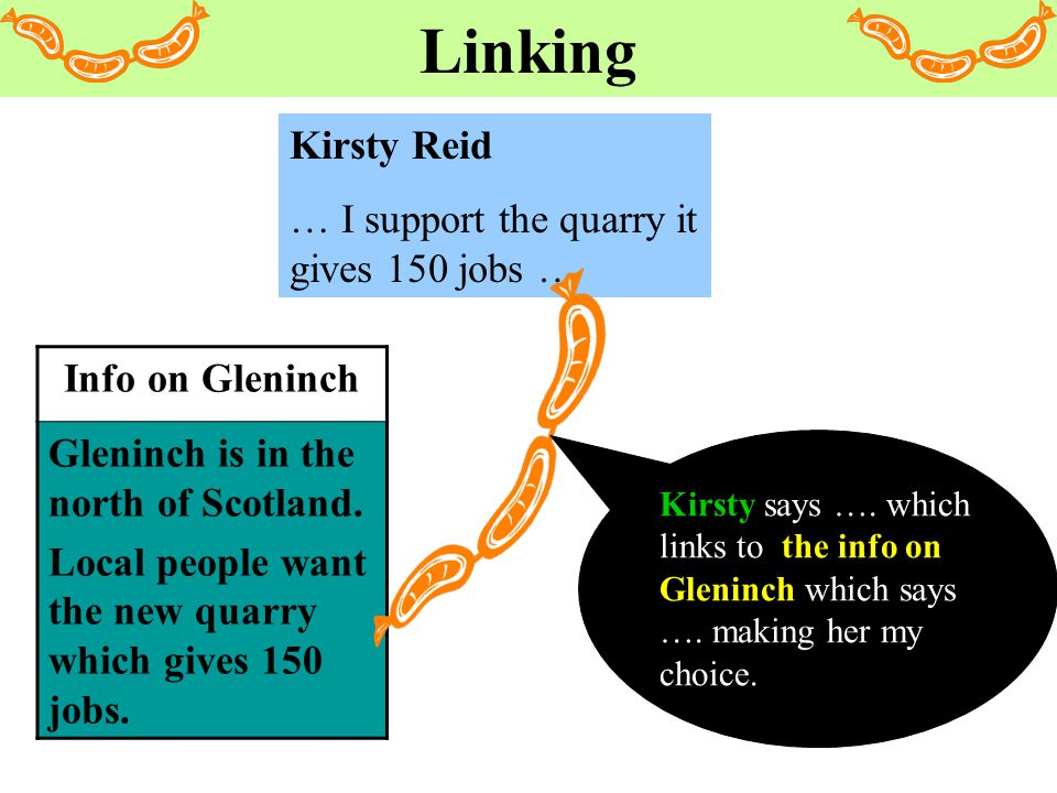 Linking Kirsty Reid … I support the quarry it gives 150 jobs … Info on Gleninch Gleninch is in the north of Scotland.