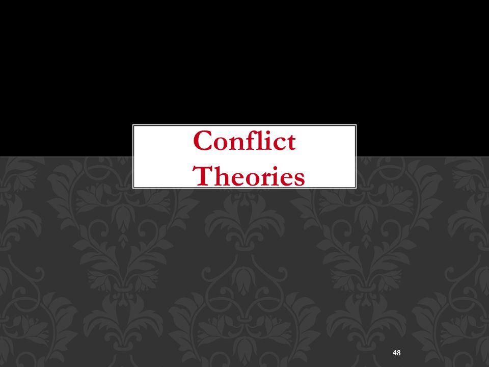 48 Conflict Theories