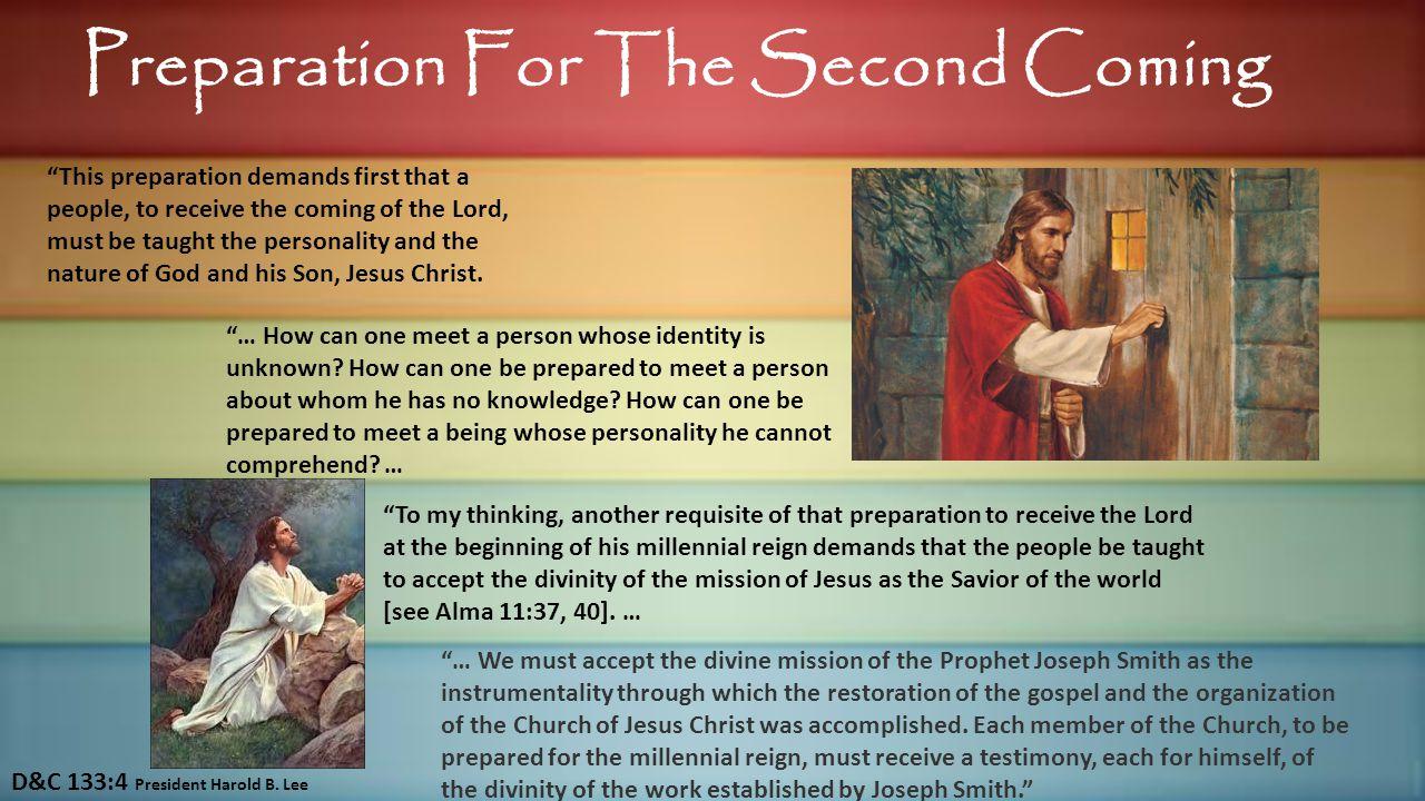 D&C 133:5 Elder D.
