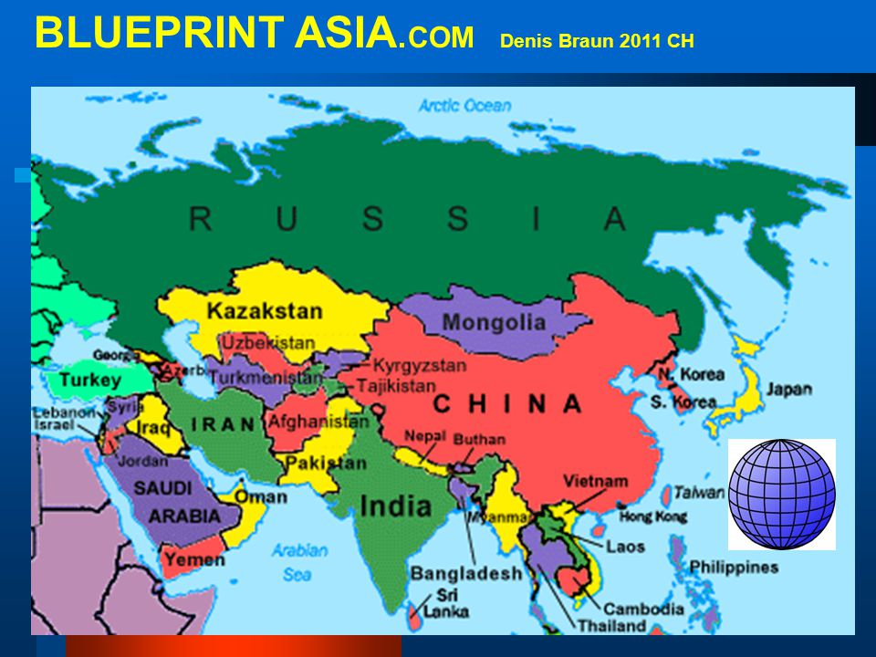 Is America reacting positively to Asia's peace and prosperity .