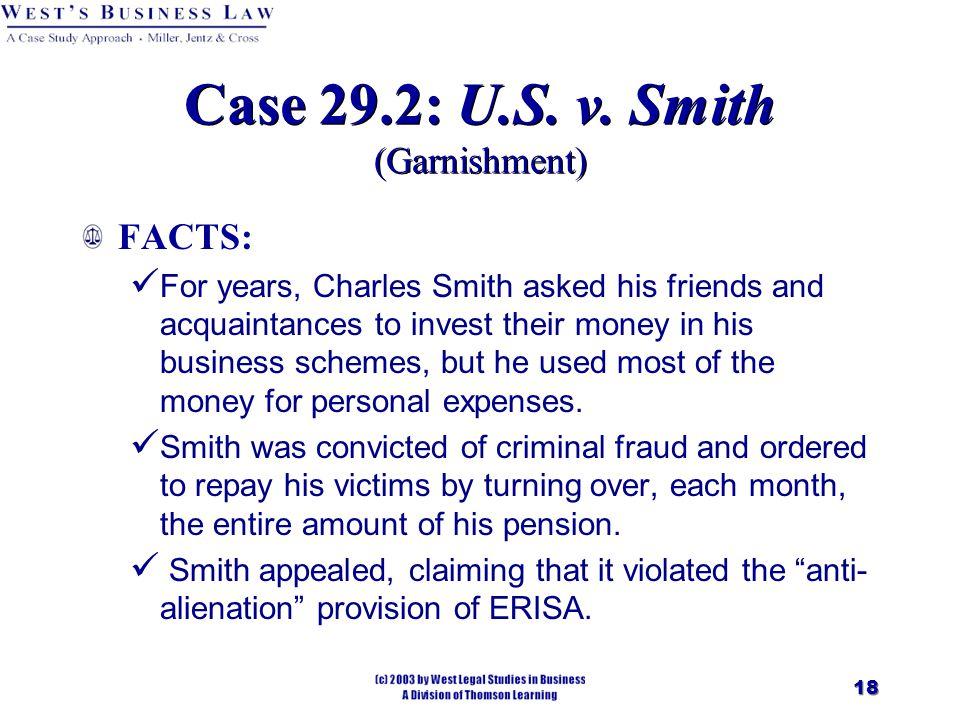 18 Case 29.2: U.S. v.
