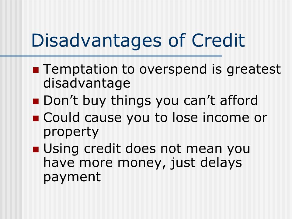 2) Capacity: Can you Repay the Loan.What income do you have, what debts do you already have.