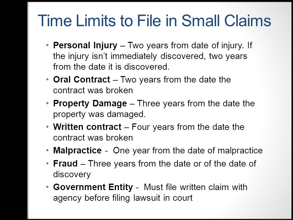 How Much and How Often Can a Person Sue.