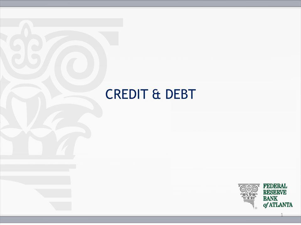 CREDIT & DEBT 1