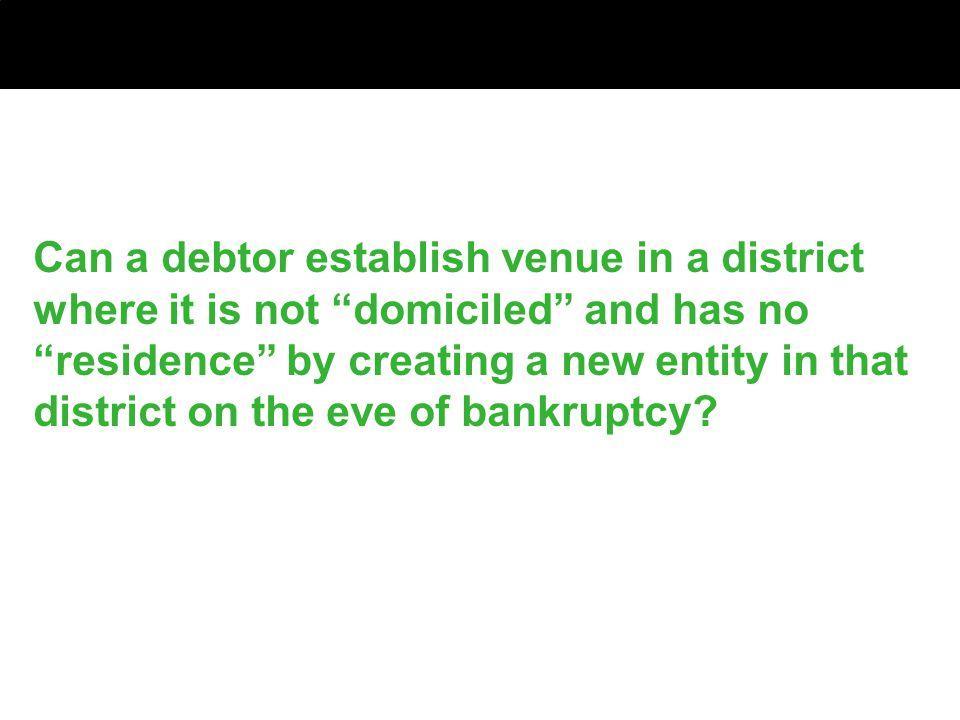 Debtors' Response (cont'd) ■ In response to the U.S.