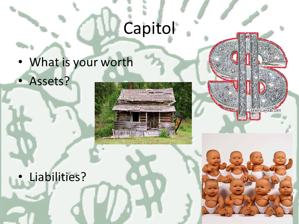 Capacity Your ability to pay off your new loan How much do you earn What is your current debt