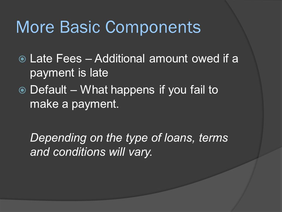 Before Applying for Loans  It is recommended that you get a copy of your credit report to check it for errors.