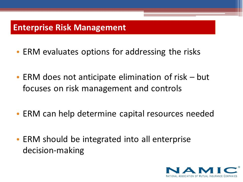 Model Act - In September 2012, NAIC adopted the Risk Management Own Risk and Solvency Assessment Model Act Guidance Manual - Additional details for insurers Pilot Feedback -- Three years of pilot information and feedback NAIC ORSA Analysis and Examination Handbooks NAIC ORSA Actuarial Preparation ORSA – NAIC Model Act and Regulatory Tools