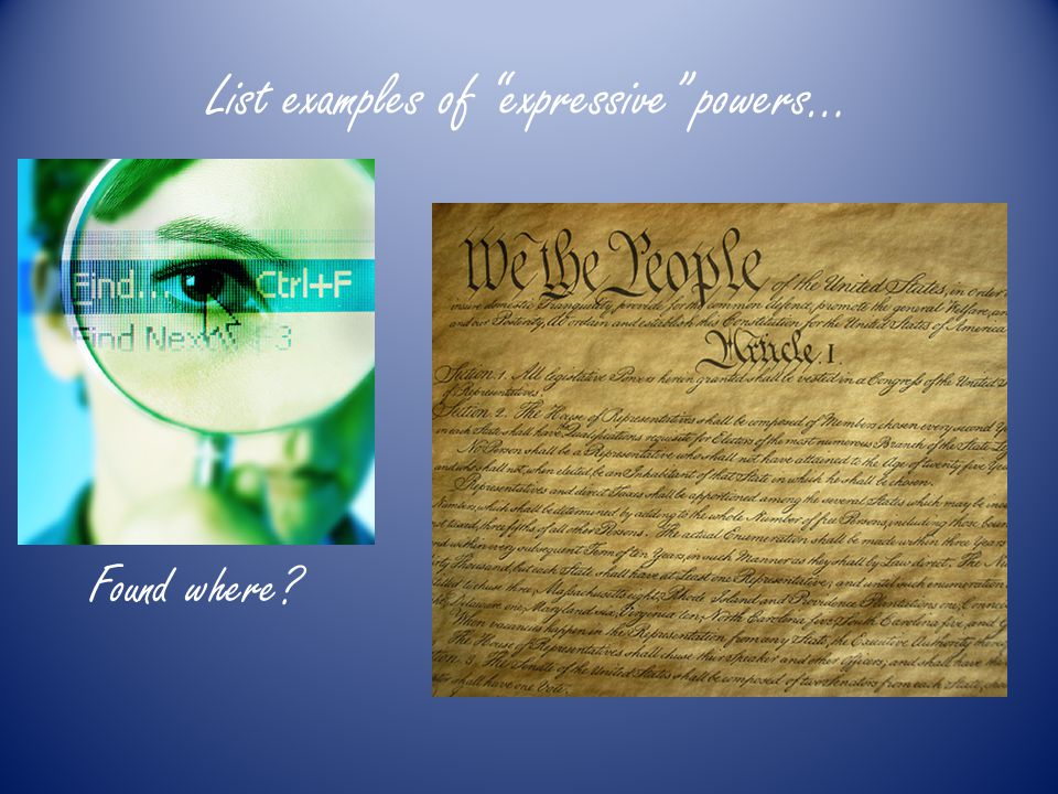 End of Course Question The concept of Rule of Law teaches us that nobody is above the law.
