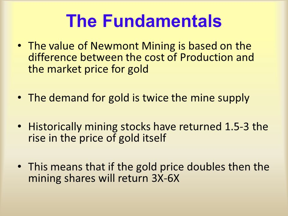 Bottom Line on the Price of Gold In the space of 3-5 years, the price of gold must rise rapidly due to: – The vacuuming of inventories in the West by the East, leading to rivers of gold flowing from New York and London to China and the East.