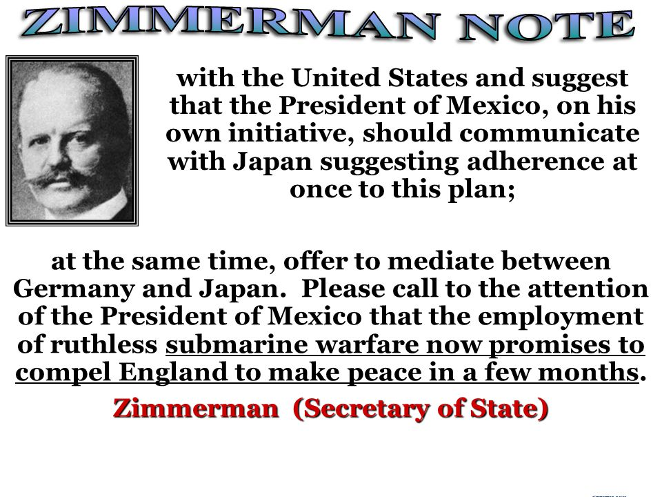 at the same time, offer to mediate between Germany and Japan. Please call to the attention of the President of Mexico that the employment of ruthless