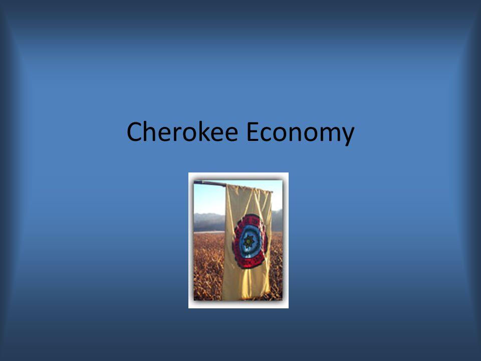 Cherokee Economy
