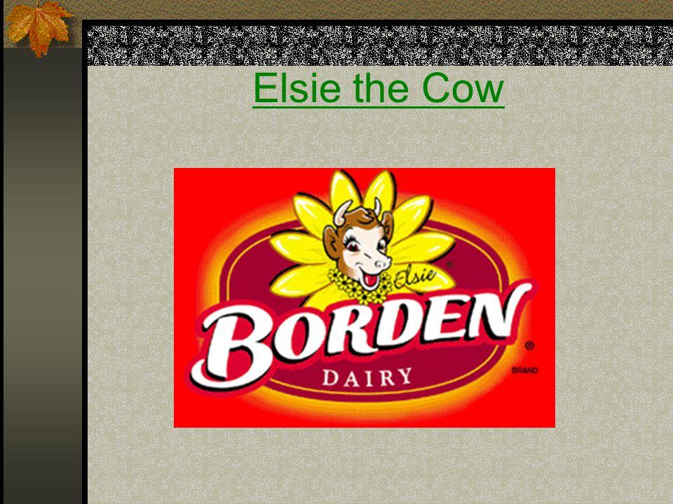 Elsie the Cow