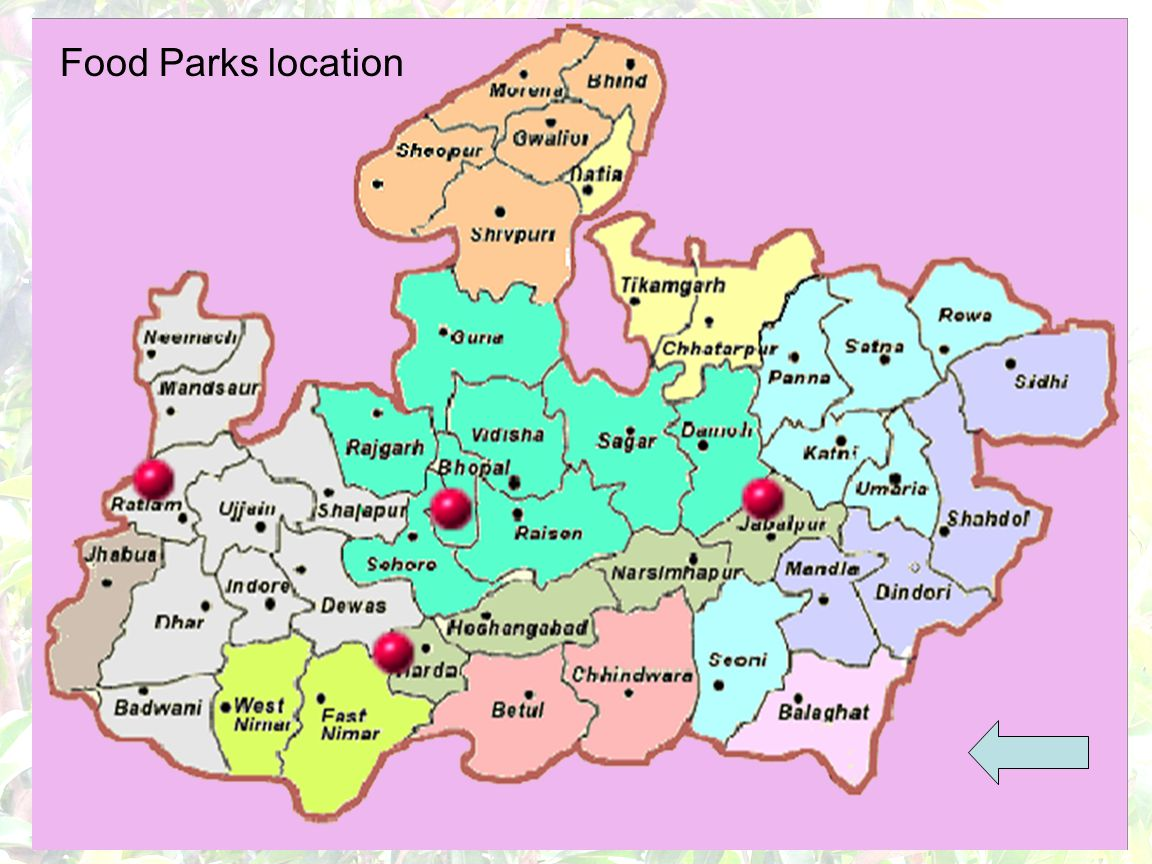 41 Food Parks location