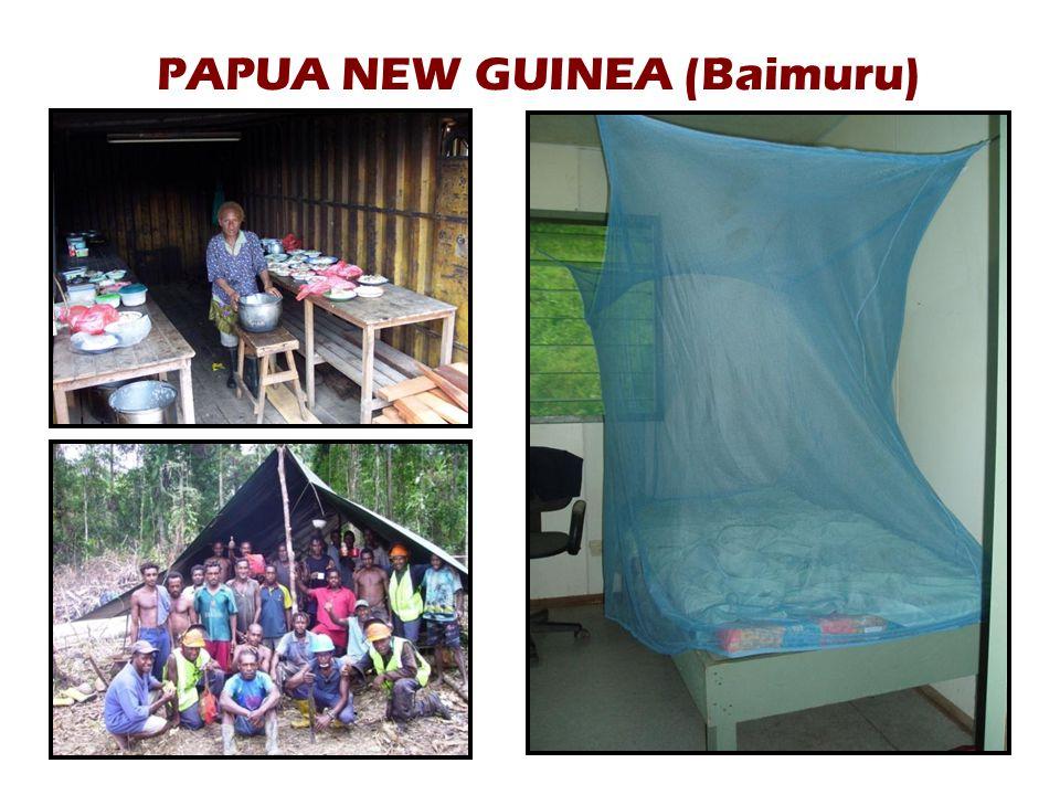PAPUA NEW GUINEA (Baimuru)
