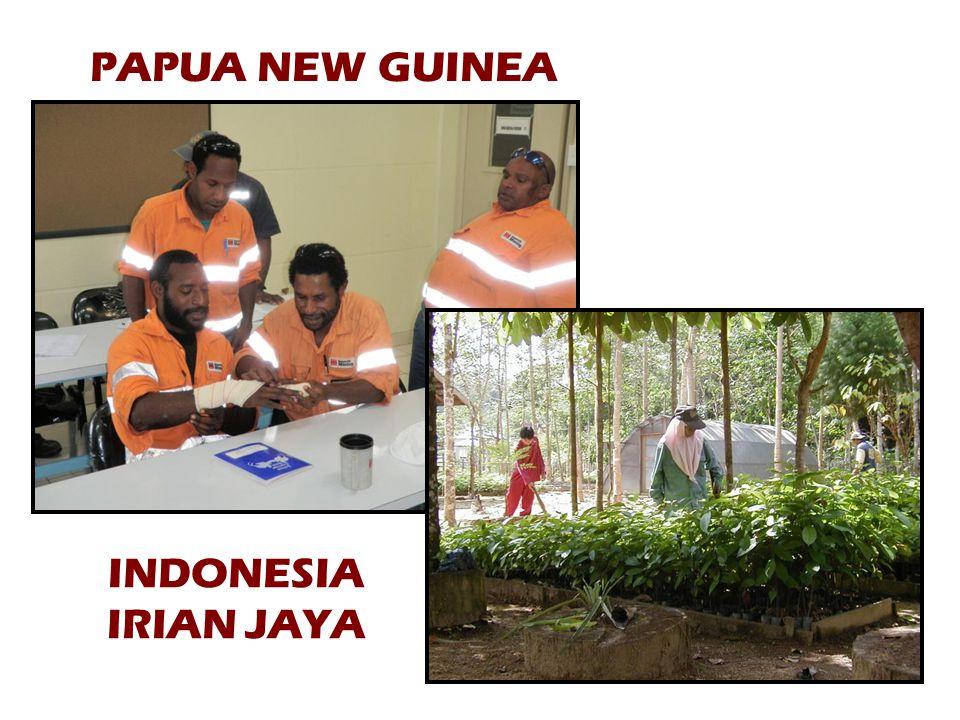 INDONESIA IRIAN JAYA
