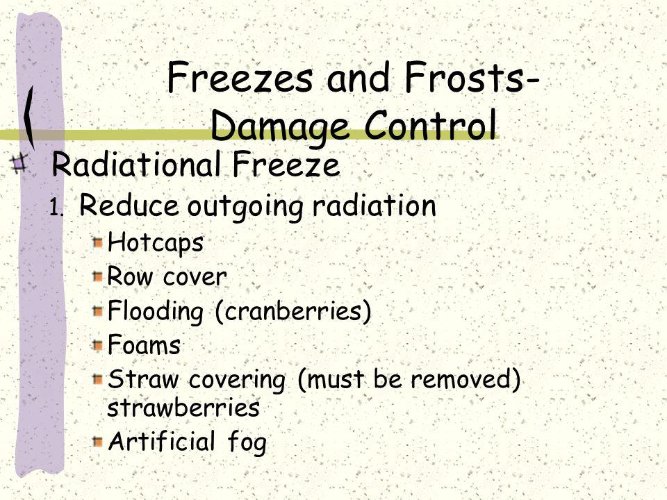 Radiational Freeze 1.
