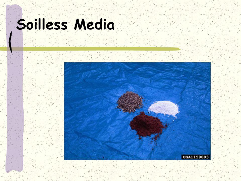 Soilless Media