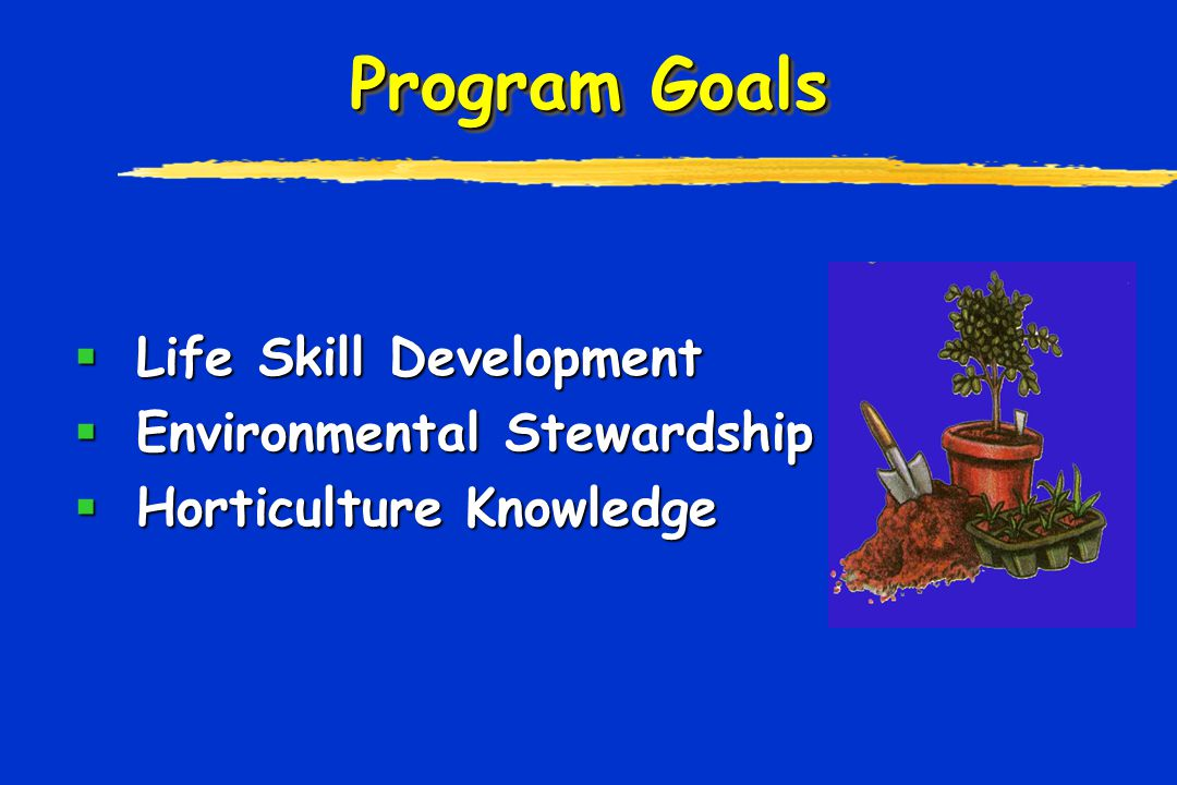 4-H Junior Master Gardener Program Guidelines  What is 4-H  What is a leader, member, pledge, etc  Youth development  Club management  Risk management  Other Expectations 4-H Leader training will include