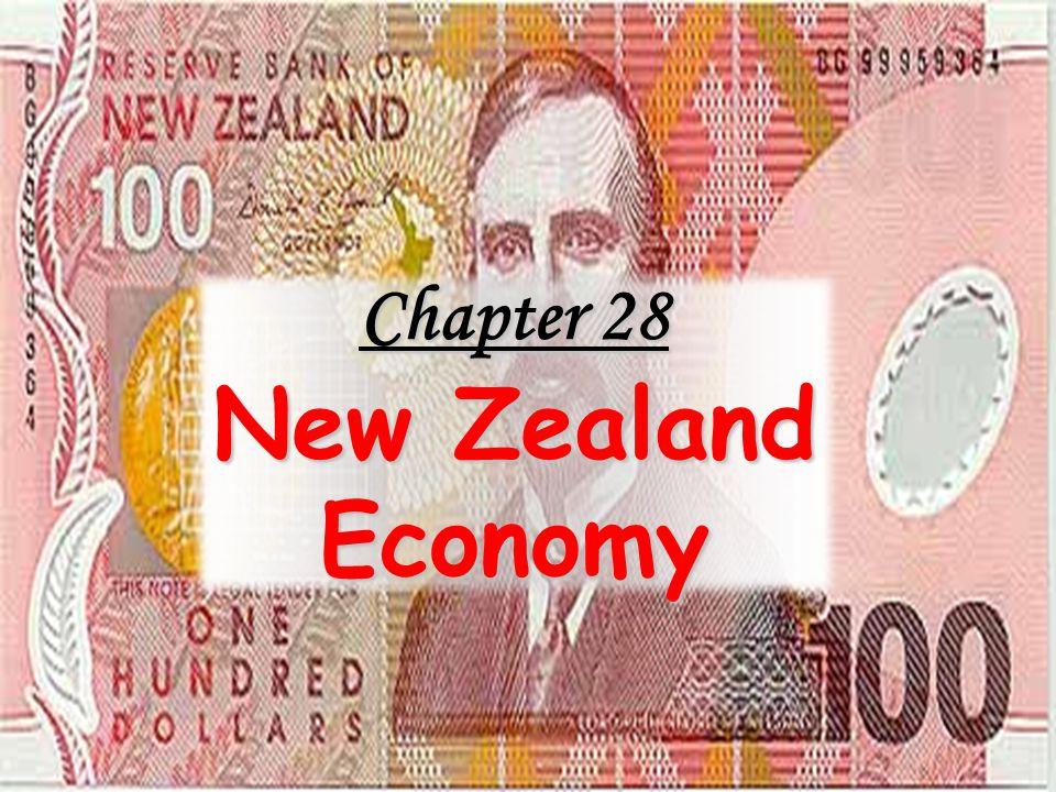 Chapter 28 New Zealand Economy