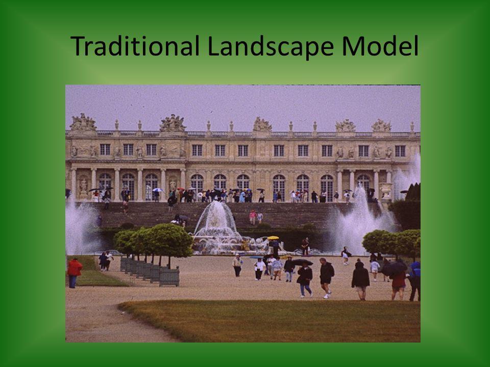 Traditional Landscape Model