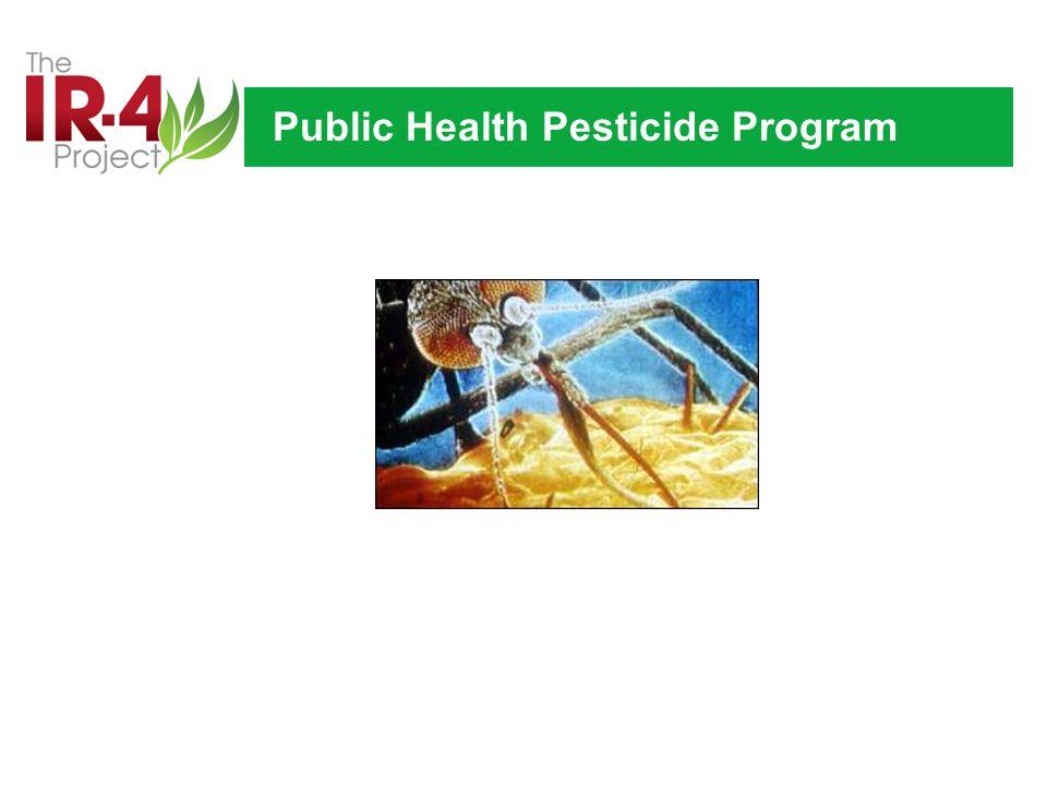Public Health Pesticide Program