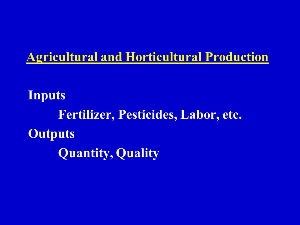 What is Precision Agriculture.