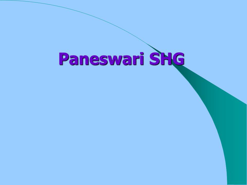 Paneswari SHG