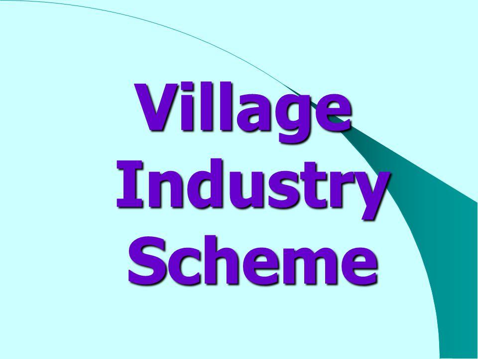 Village Industry Scheme