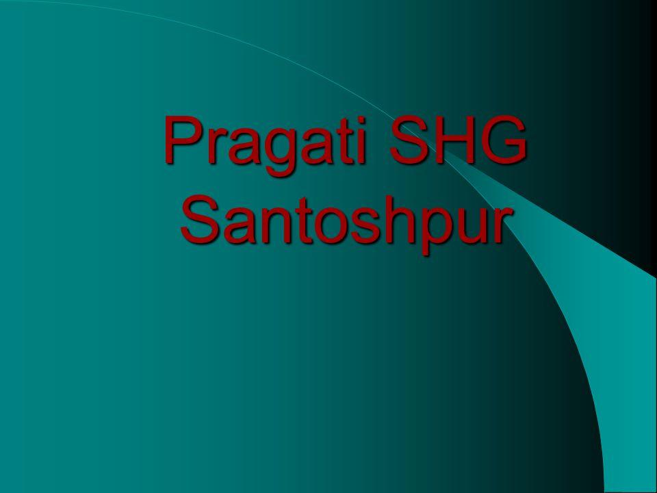 Pragati SHG Santoshpur