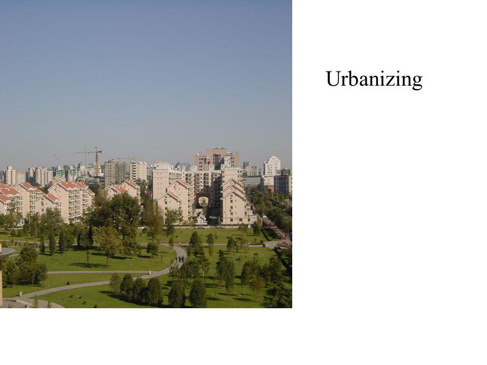 Urbanizing