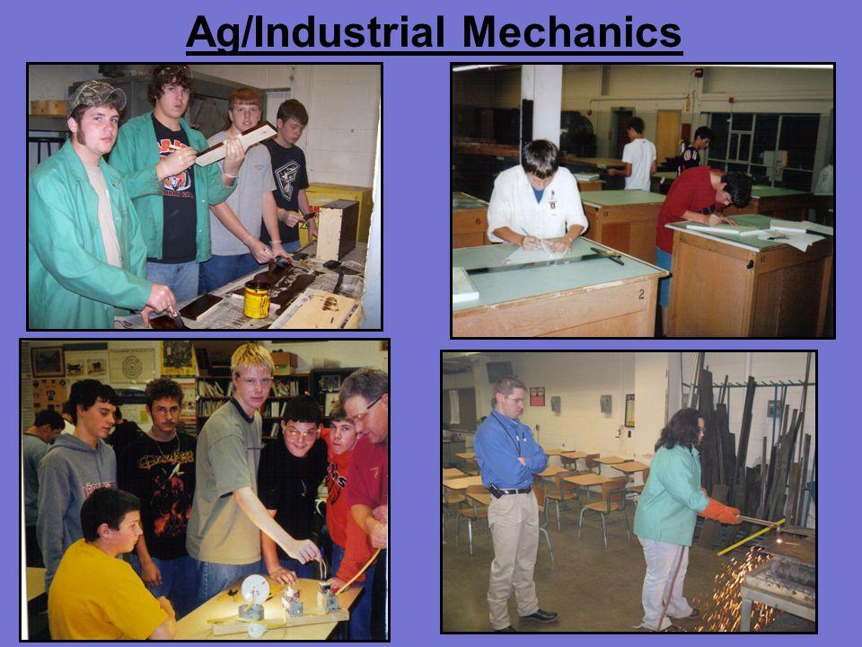 Ag/Industrial Mechanics