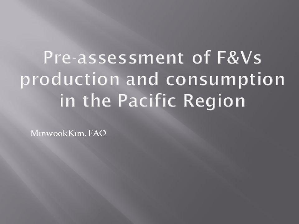 Minwook Kim, FAO