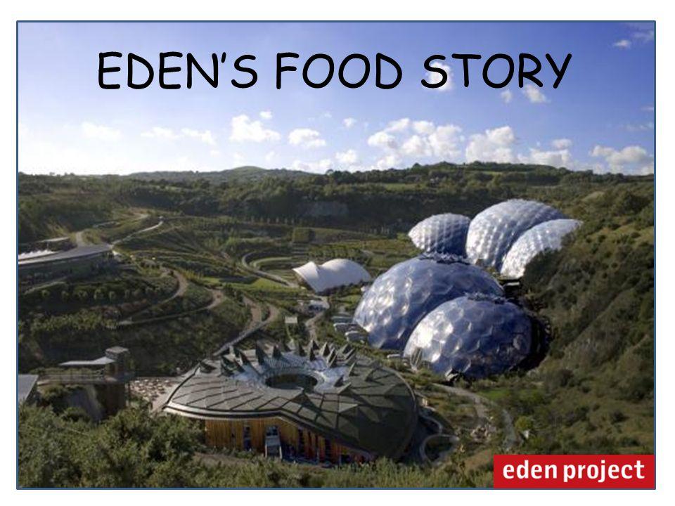 EDEN'S FOOD STORY