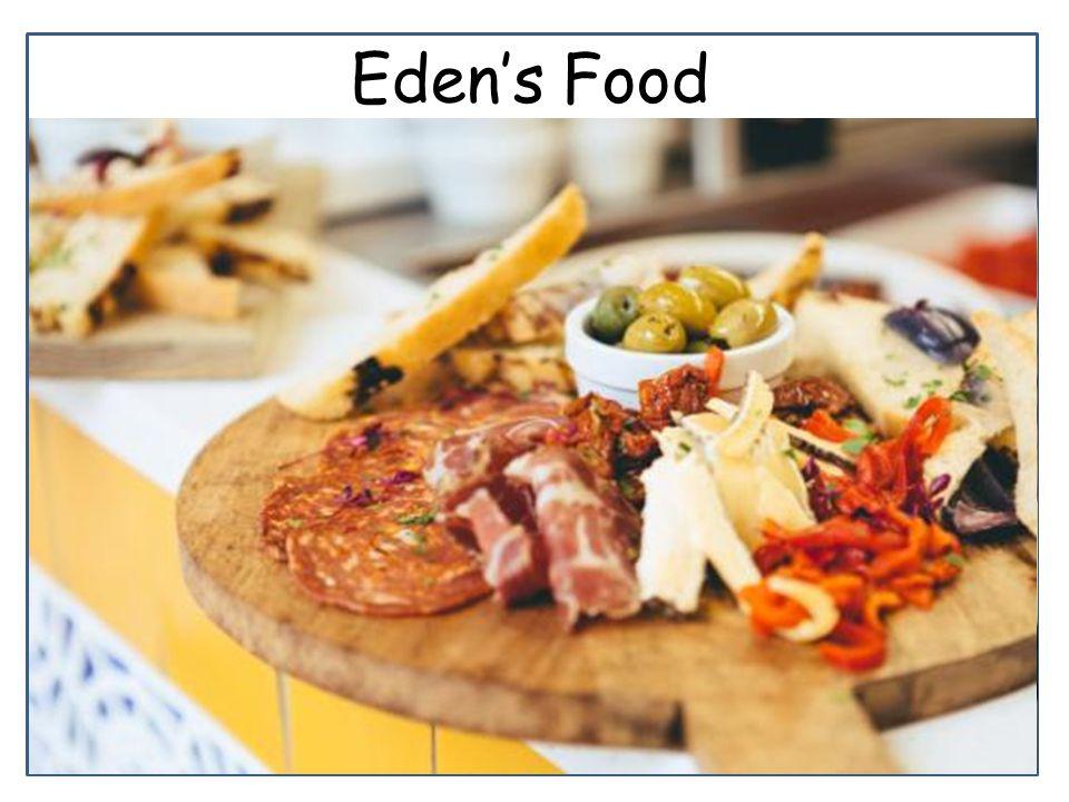 Eden's Food