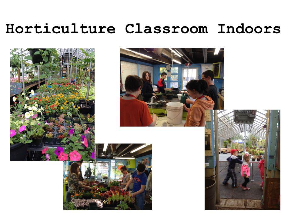 Horticulture Classroom Indoors
