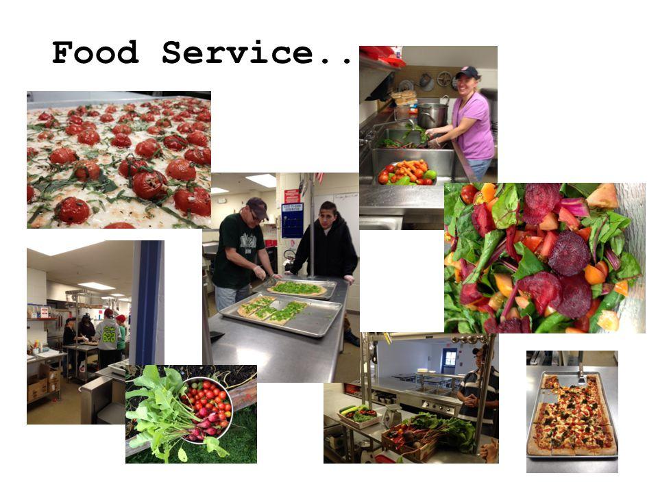 Food Service..