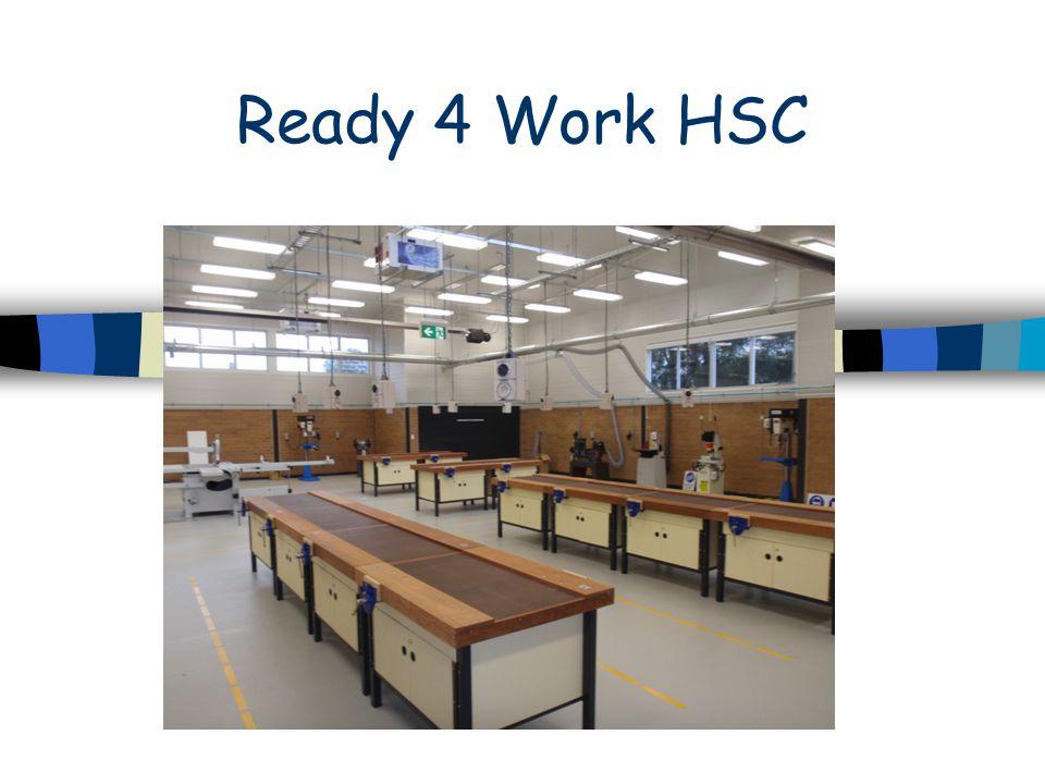Ready 4 Work HSC