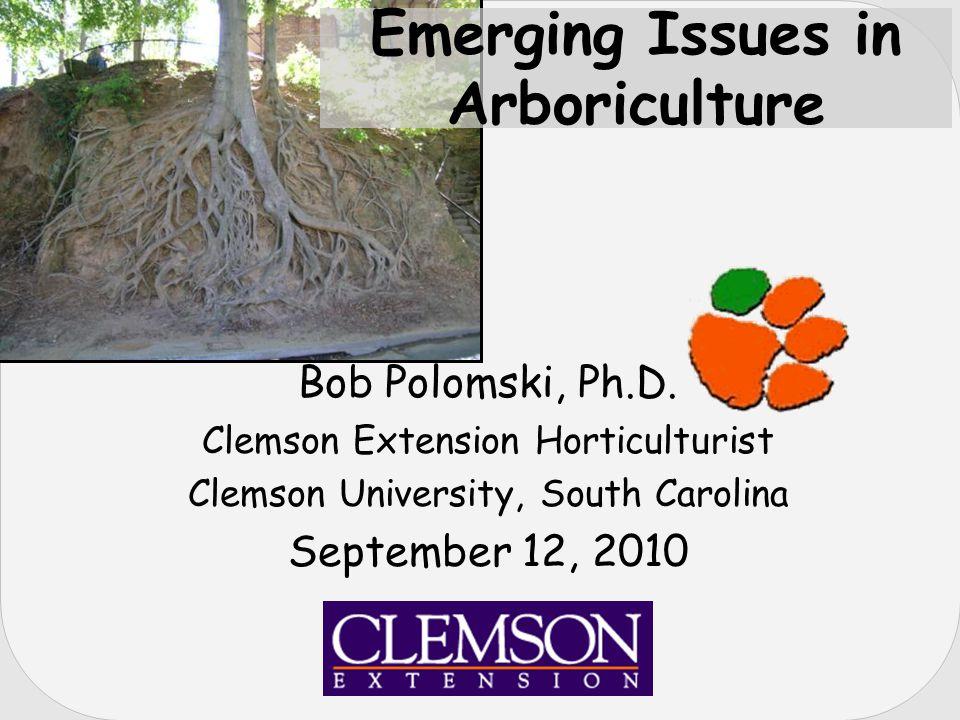 Bob Polomski, Ph.D.