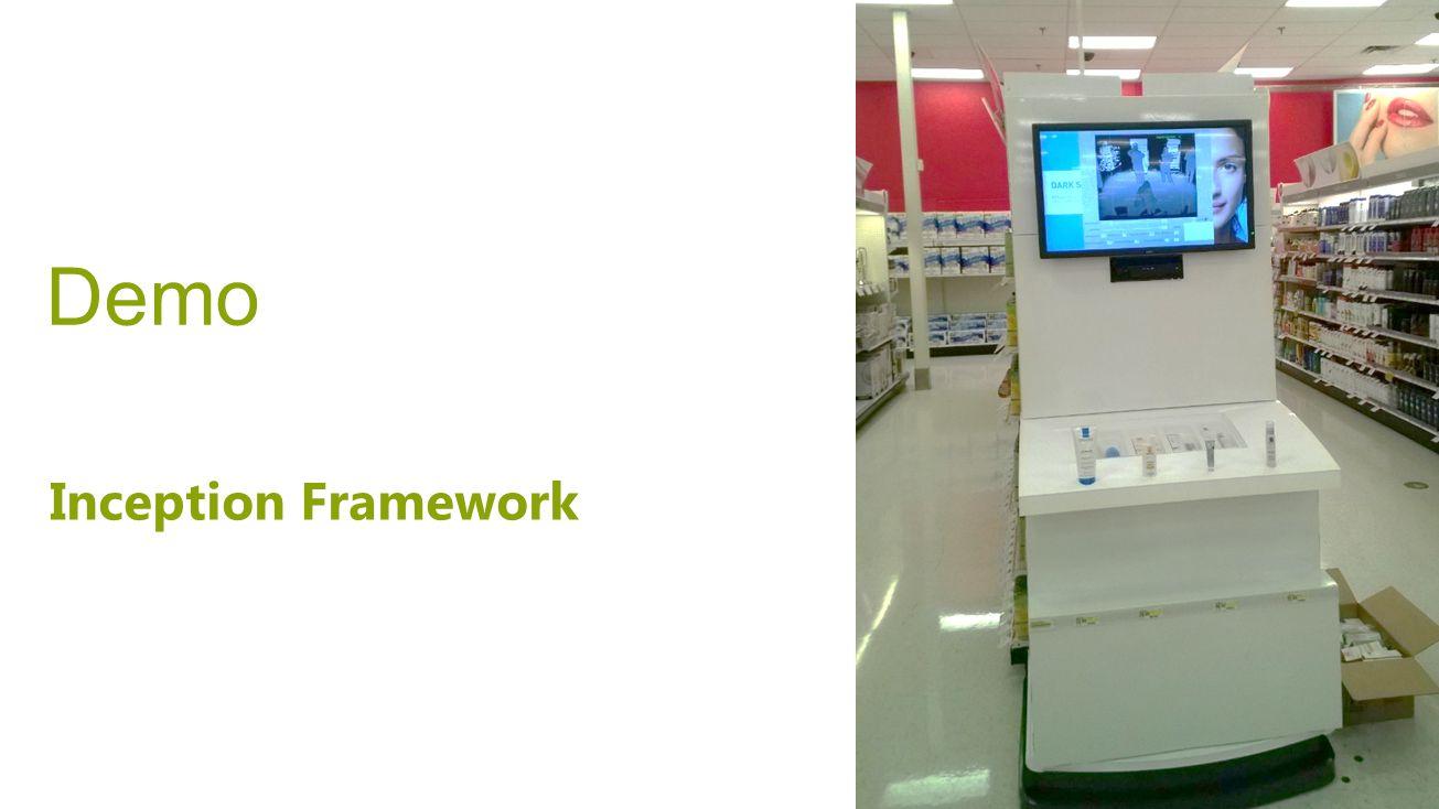 Demo Inception Framework