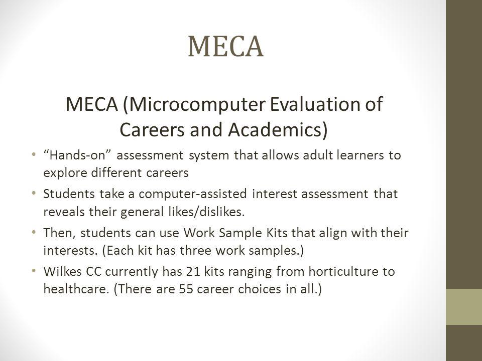 Sample Student Profile