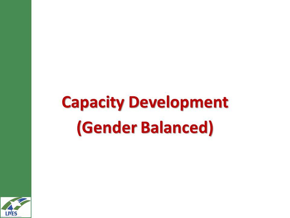 Capacity Development (Gender Balanced)