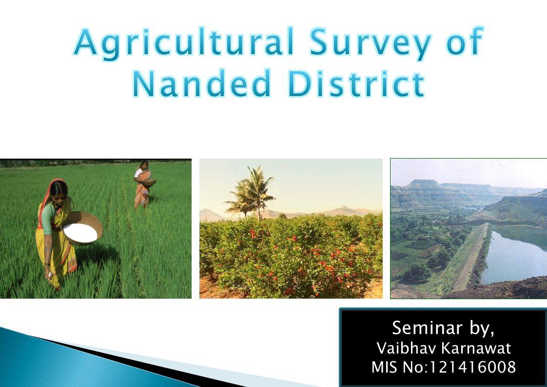 Seminar by, Vaibhav Karnawat MIS No:121416008