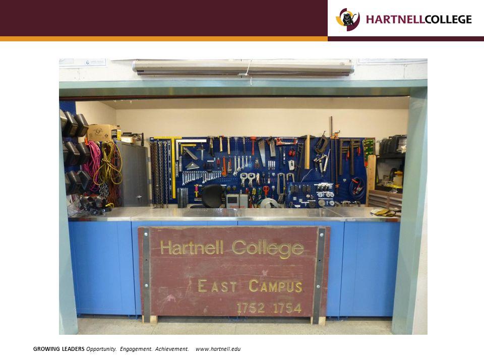 GROWING LEADERS Opportunity. Engagement. Achievement. www.hartnell.edu