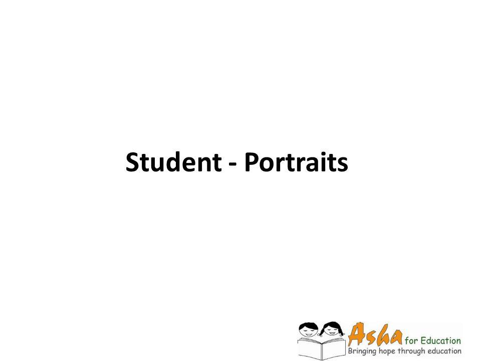 Student - Portraits