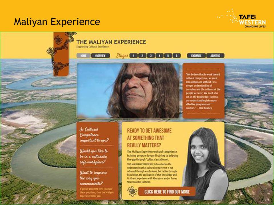 Maliyan Experience