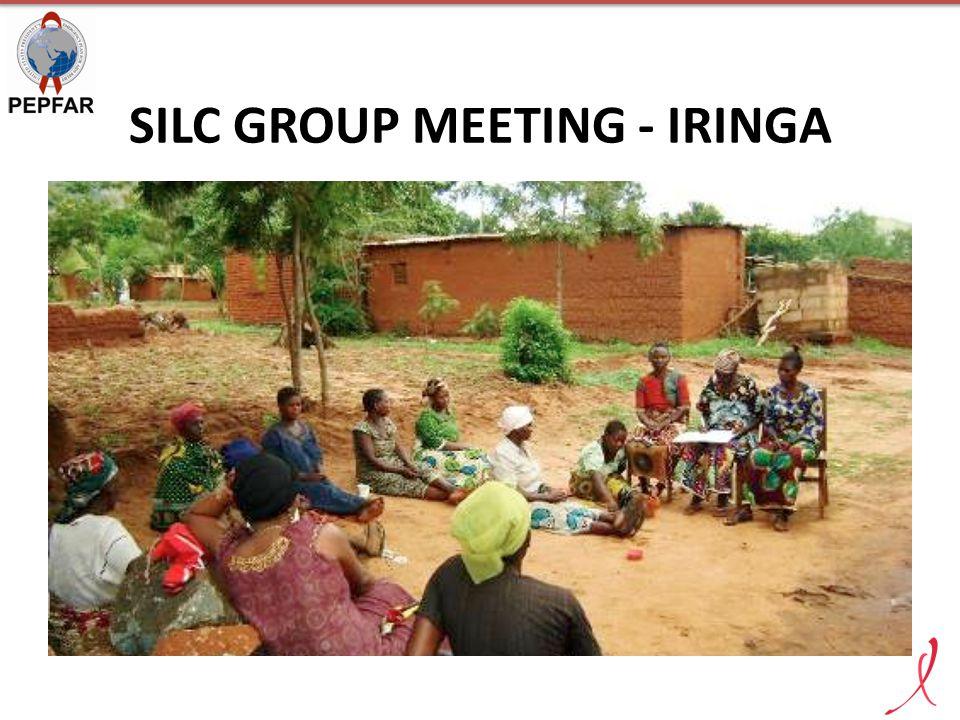 SILC GROUP MEETING - IRINGA