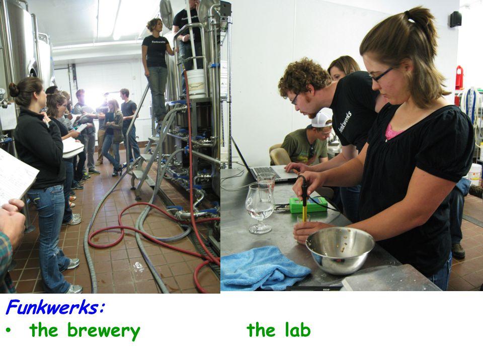 Funkwerks: the brewery the lab