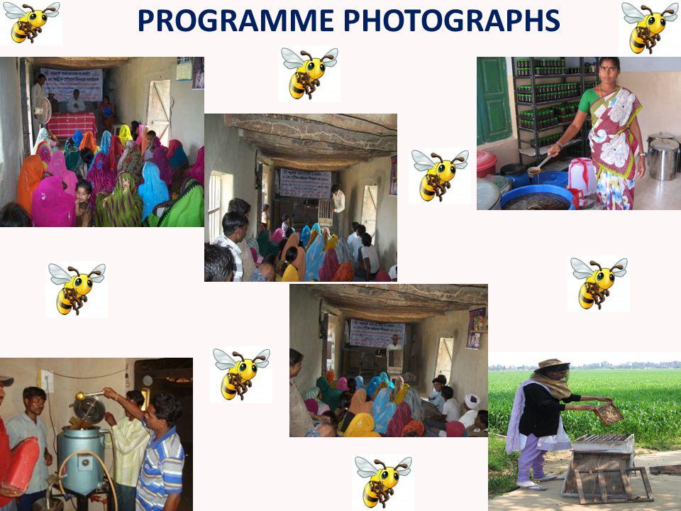 PROGRAMME PHOTOGRAPHS