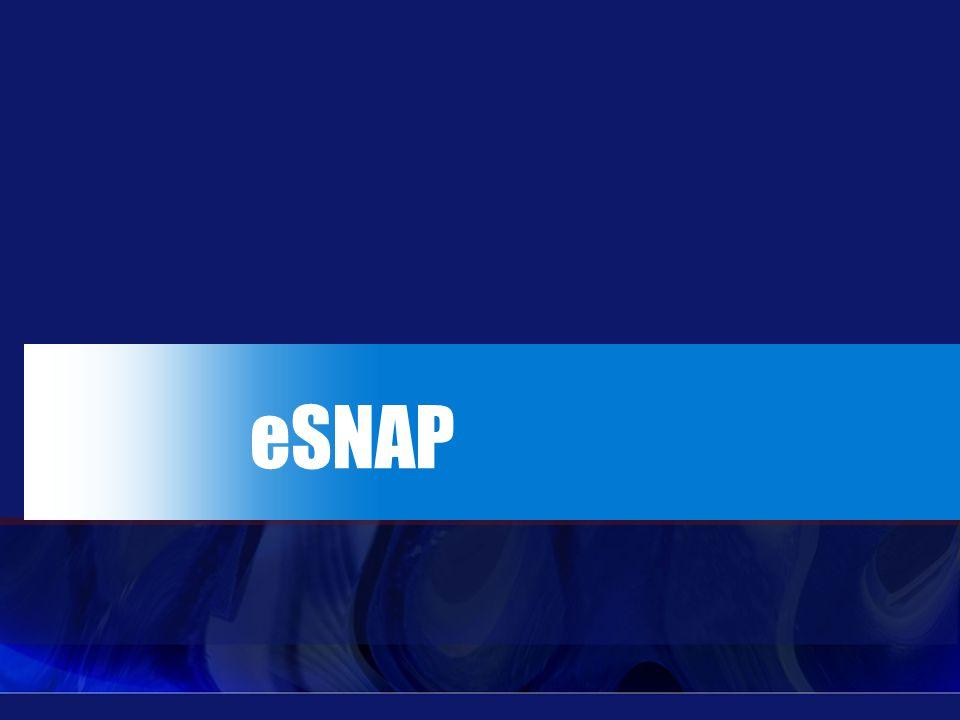 eSNAP